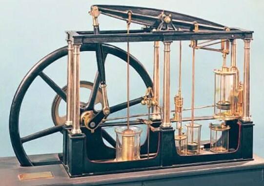 1769 - Máquina de Vapor