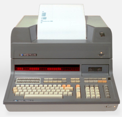 HP-9830 (all in one)