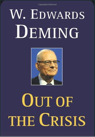 Publicación de Out of the crisis