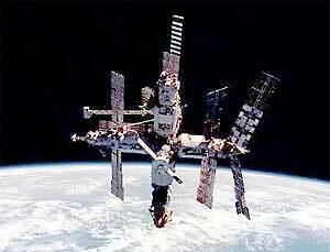 Primera Estación Espacial