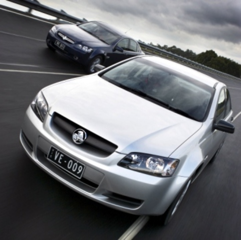 Holden commodore Hybrid