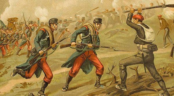 Guerra de los mil dias (1899 - 1902)