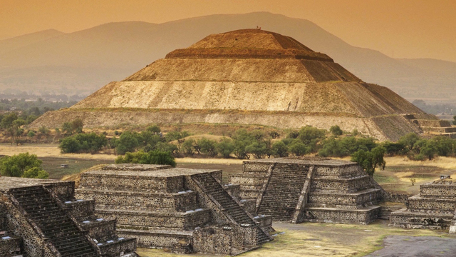 Apogeo de Teotihuacán (Siglo III- finales siglo VI)