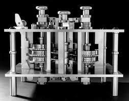 invento de  la  maquina  analítica