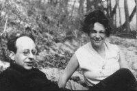 Fritz Perls contrae nupcias con Lore Posner