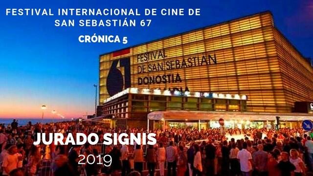 EL FESTIVAL INTERNACIONAL DE CINE DE SAN SEBASTIAN