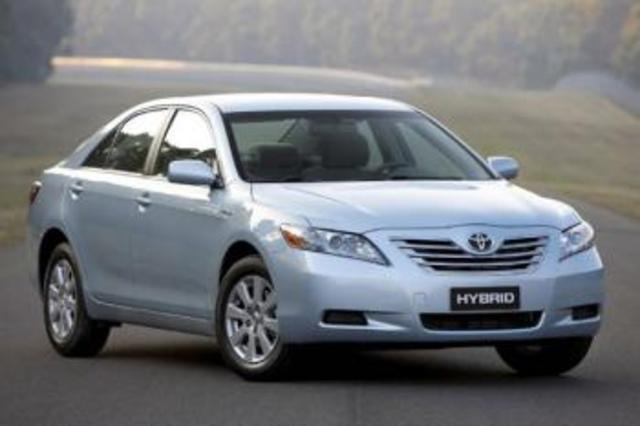 Australia's first hybrid