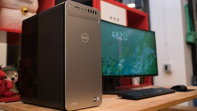 dell xps tower special edition (pc gamer)