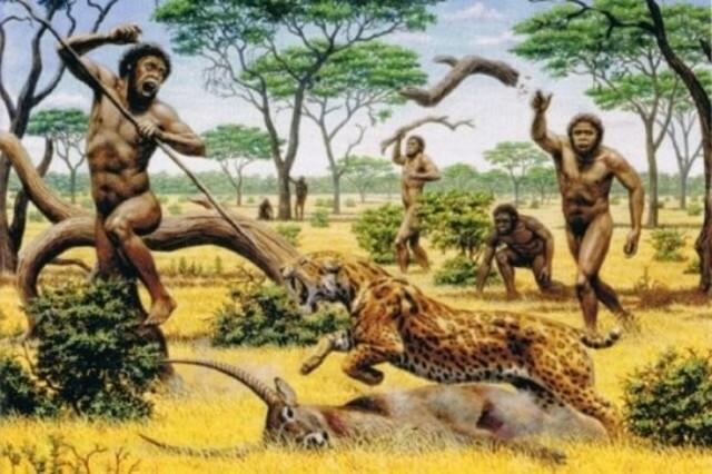 La comunidad primitiva