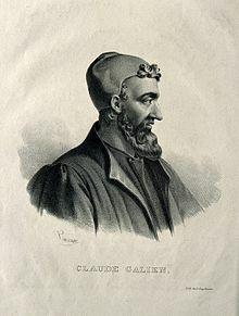 Galeno  (Pérgamo, 129-Roma, c. 201/216) fue un médico, cirujano y filósofo griego