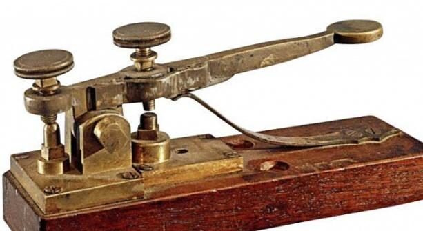 1832 - Telégrafo
