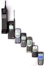 PRIMER TELEFONO CELULAR