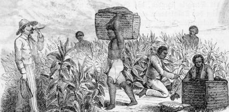 Época del esclavismo