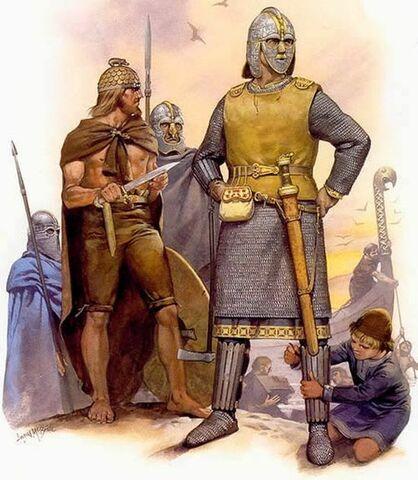 Term Anglo-Saxon