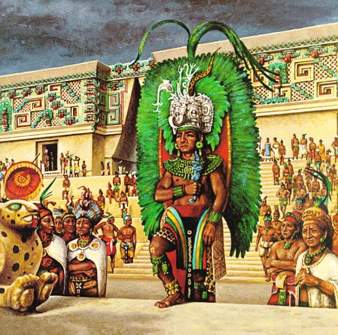 Colapso del sistema de gobernación (800 - 1000 d. C)