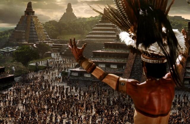 Comienza el florecimiento maya