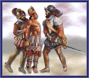 Arresto de Moctezuma II
