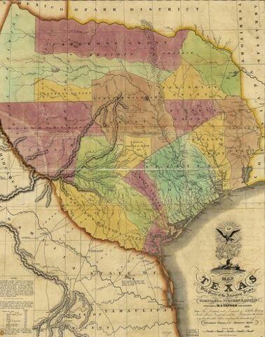 Anexión de Texas a Estados Unidos