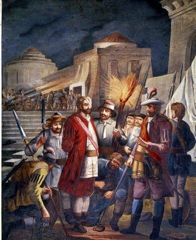 Expedición a México en contra de Cortés
