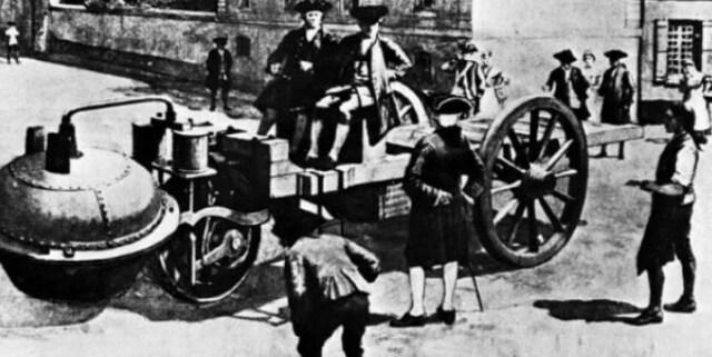 1860 - Automóvil de Combustión Interna