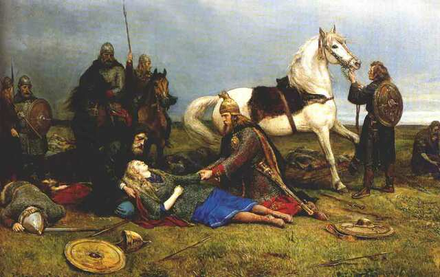 The Battle of Maldon
