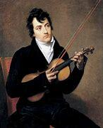 Paganini 24 Caprices for Violin, op. 1