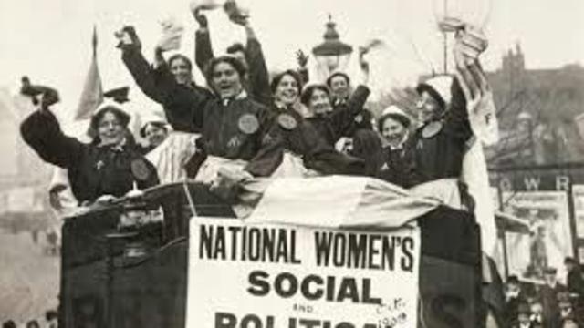 Unión Social y Política de las Mujeres