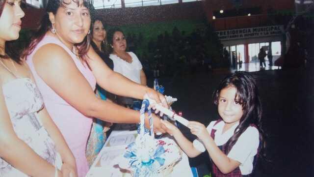 Mi graduación de Kinder