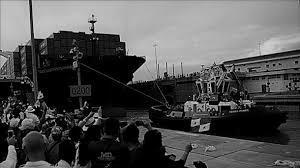 Inauguración en el Canal de Panamá