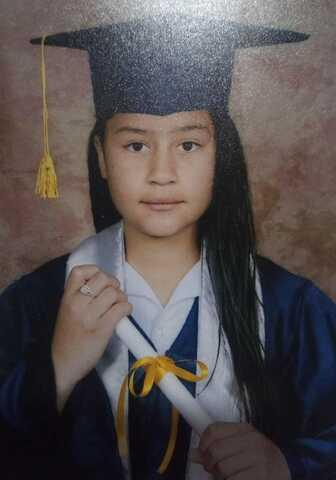 Mi graduación de la escuela