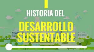 Termino desarrollo sustentable.