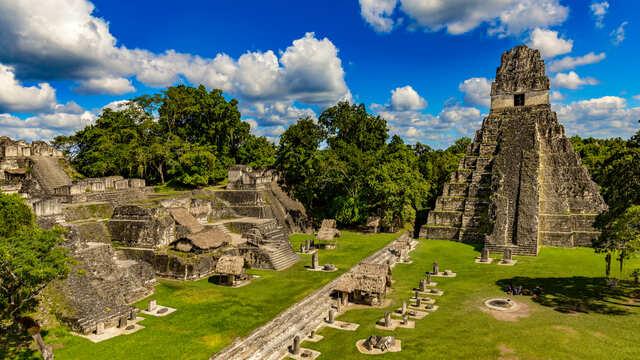 Primera gran ciudad Maya