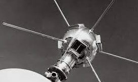 1962 -  Satélite de comunicaciones