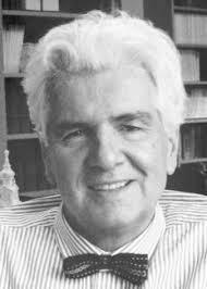Günther Blobel demuestra la existencia de secuencias, que regulan el tráfico de proteínas dentro de la célula.