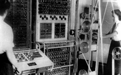 COMPUTADORA ELECTROMECANICA