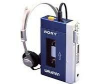 1979 - Walkman