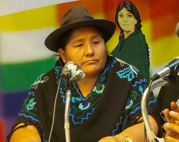 Federación Nacional de Mujeres Campesinas Bartolina Sisa