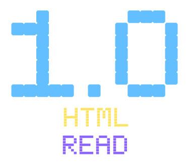 WEB 1.0 y el HTML