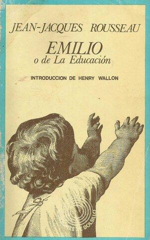 Emilio: Jean-Jacques Rousseau