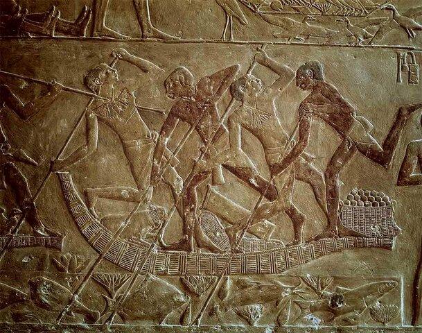Tronadores del Nilo