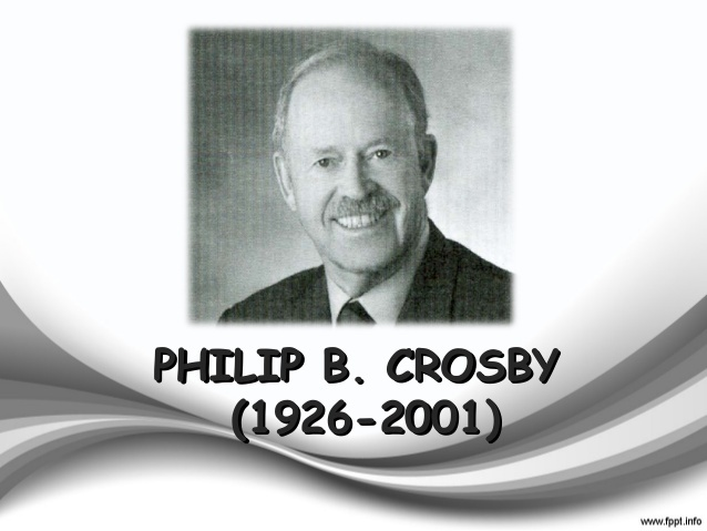 Philip B Crosby
