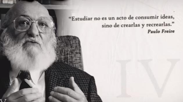 7.Freire. Teoría pedagógica a finales de la década de 1960