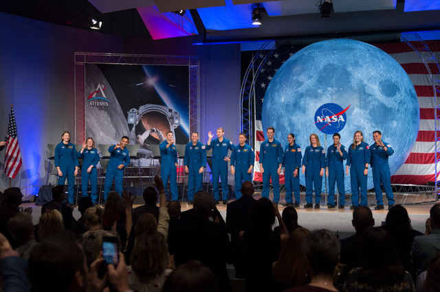 Vida de un Astronauta