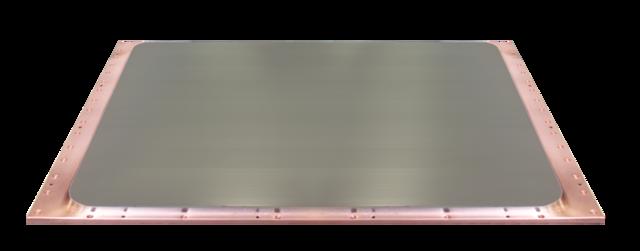 Pantallas fluorescentes de tungsteno