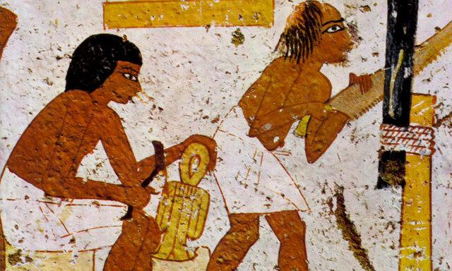 Egipto 4000 a.C. - 2000 a.C.