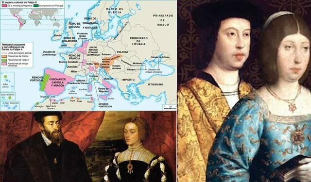 Características políticas y culturales de la Monarquía hispánica del siglo XV.
