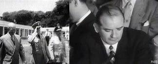 McCarthy es expulsado del comité por una moción de censura