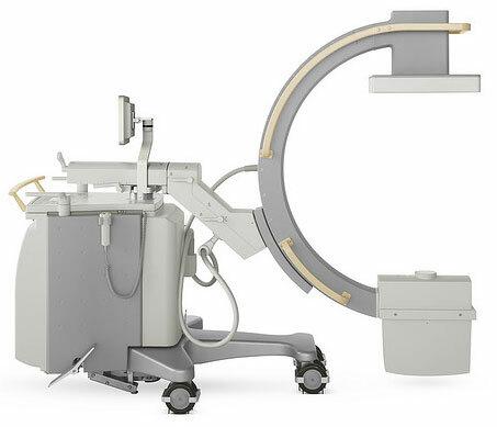 Primer arco quirúrgico