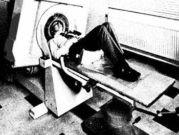 Primer TAC (tomografía computarizada)