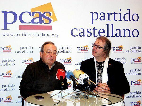 El PCAS pide la dimisión de Javier Lacalle